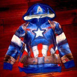 Avengers Sweatshirt Size 4T